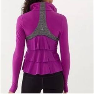 ▪️Lululemon▪️Dance Yogi Jacket - Ultra Violet